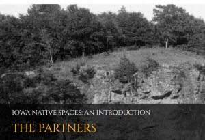 UI's Iowa Native Spaces project works with Meskwaki, Ioway to bring historical perspectives to more Iowans