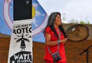 Rally Raises Awareness for MMIW