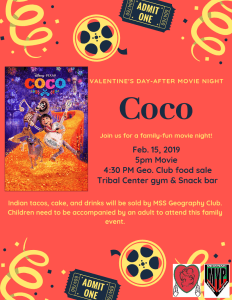Movie Screening: Coco