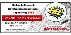 Time To Get Your Taxes Done!