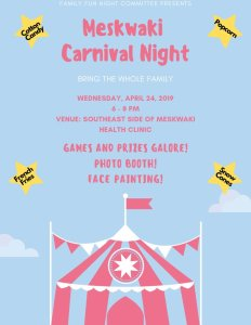 Meskwaki Carnival Night