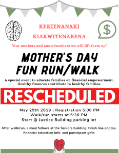 Mother's Day Fun Run/Walk