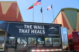 VVMF's The Wall That Heals At MBCH