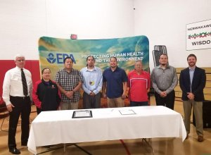 Meskwaki Nation is 1st in Region to Receive Authority to Administer Water Quality Standards