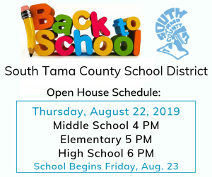 South Tama County School District Open House