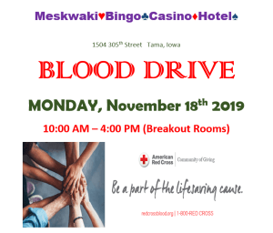 MBCH Blood Drive