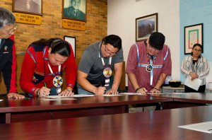 Tribal Council Welcomes New Members