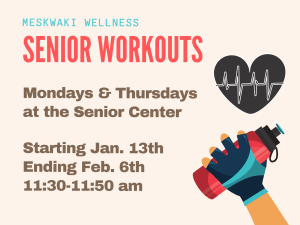 30-Minute Working w/ Jason Jefferson @ Seniors Center