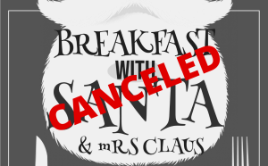 Canceled: Breakfast with Santa